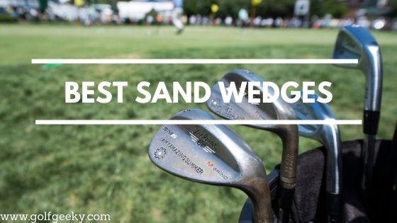 sand wedges