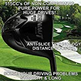 custom golf driver