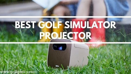 Golf Simulator Projector